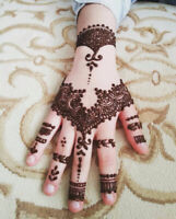 Henna/Mehendi for parties and functions