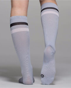 Lululemon KEEP IT TIGHT SOCK sz 5-7 Compression S/M
