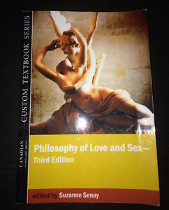 Philosophy of Love and Sex - Third Edition