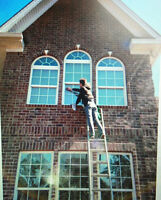 Get your Windows and Gutters Cleaned.