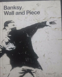 Banksy - Wall and Piece (hard cover)