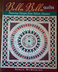 Bella Bella Quilt Book and Paper Foundations - Norah McMeeking