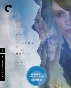 CLOUDS OF SILS MARIA (CRITERION)(BLURAY)