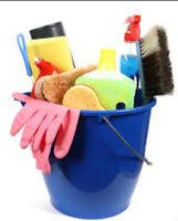 Cherche quelqu'un pour grand ménage