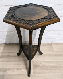Vintage Plant/Lamp Stand (DELIVERY AVAILABLE)