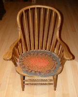 Antique Bentwood Windsor Chair - $225.00