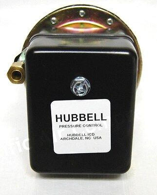 Furnas Hubbell Fire Sprinkler Pressure Switch 69hau3 140-1079 Compressor Part
