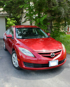 Mazda 6 2010 Low KMs
