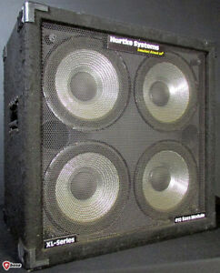 Hartke Systems Transient Attack 410XL Bass Module's