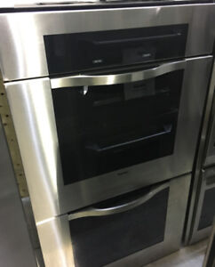Viking Stainless Steel double wall oven $3999