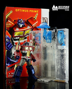 Transformers Masterpiece Optimus Prime YOTH new in seal box