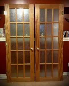 Gorgeous set of French doors