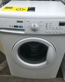 Washing machine, zanussi