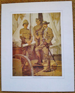 Canada's Military Heritage Collection – Complete Set of 6 Prints Kingston Kingston Area image 5