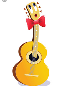 Looking for a 3/4 size acoustic guitar!