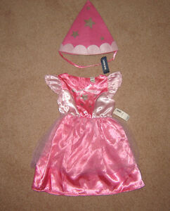 New Princess Costume - sz 12-24 mos, Other Clothes