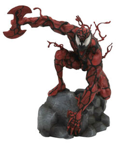 MARVEL GALLERY CARNAGE PVC DIORAMA statue 9 pouces