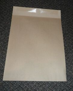 BOX OF 500 11.5 X 14.5 OPEN END ENVELOPES AS SHOWN IN PICTURES.