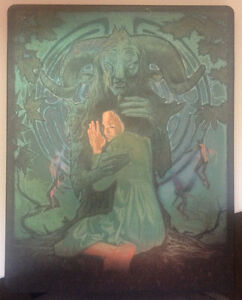 Pan's Labyrinth - Rare UK Steelbook - Guillermo Del Toro