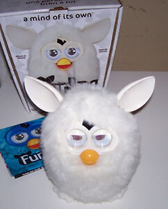 Furby 2012 Edition Yellow and White Pair London Ontario image 5