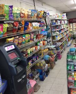 Downtown convenience store with good profit