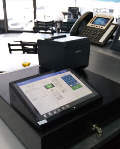 """Location systeme complet 15"""" POS + Imprimante @ 79$ / mois"""