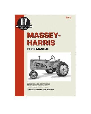 It Manuals Massey Harris 20 22 30 44 55 81 82 101 102 201 202 203