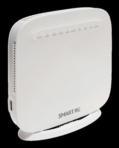 New Smart RG DSL modem/ router with 2xMimo WiFi, 1yr wrnty