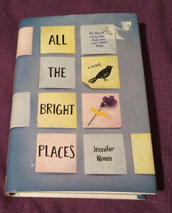 For Sale: All The Bright Places by Jennifer Niven Windsor Region Ontario image 1