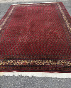 "11 - 8 ft x 8 - 4 ft  or 140"" x 100"" - 100% wool Rug for sale"