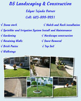 DS Landscaping & Construction