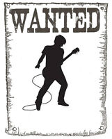 GUITAR PLAYER NEEDED
