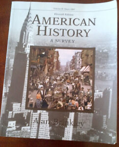 Several Books on American History  and Politics