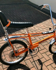 WANTED RALEIGH CHOPPERS