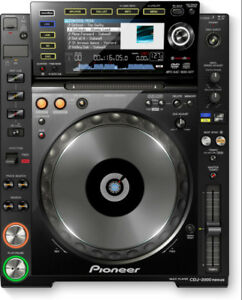 Paire de PIONEER CDJ 2000NXS (2000 nexus nxs) (x2)