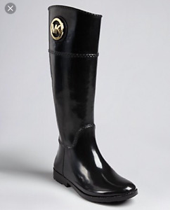 Michael Kors & Hunter Boots Size 6 Perfect Condition Brand New