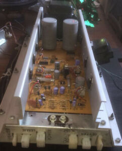 350 watt Mono Hammond Organ Amp for a DIY Guitar amp build