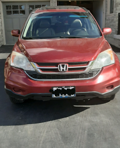 2011 Honda Crv Exl with remote start and weather tech mats