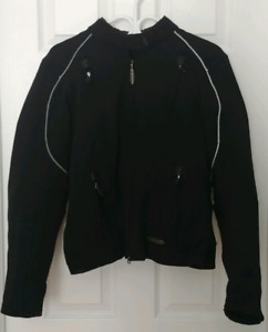 Authentic ladies Harley Davidson FXRG nylon riding jacket