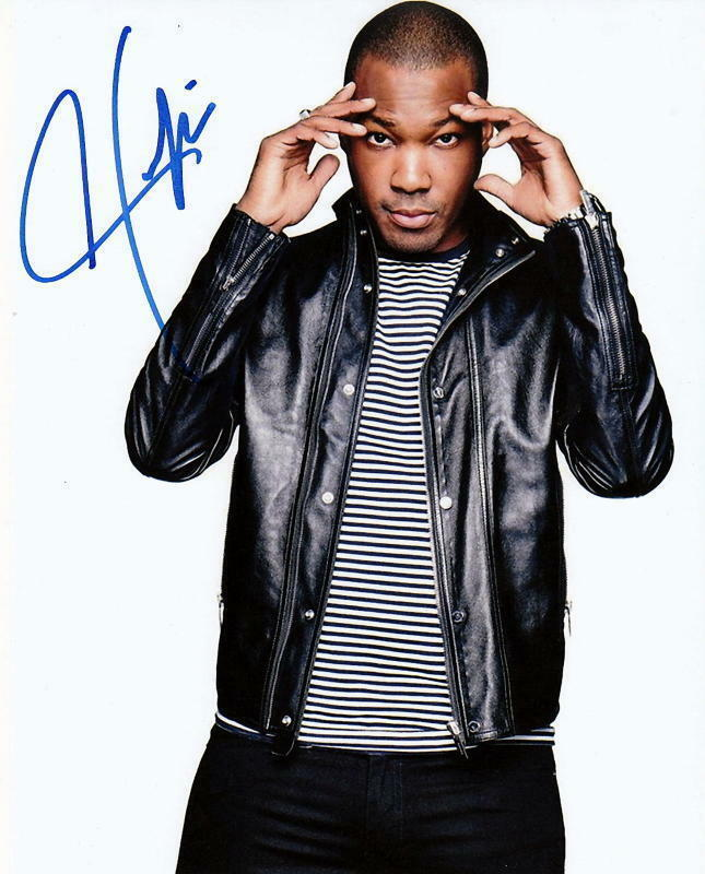 COREY HAWKINS.. Handsome Hunk (24 Legacy) SIGNED