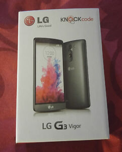 UNLOCKED LG G3 Vigor cell phone