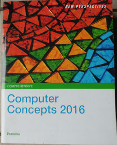 New Perspectives on Computer Concepts 2016