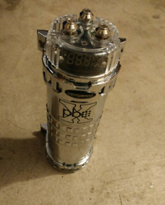 Amplifier Capacitor XPB Powerbass $30