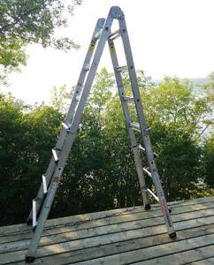 Vulcan 17 ft. Multifunction Ladder (commercial/industrial grade)