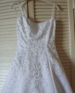 Mori Lee Wedding Gown Size 6