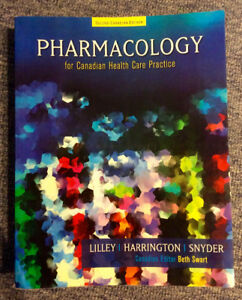 Pharmacology for Canadian health care practice (2nd ed.)  Lilley