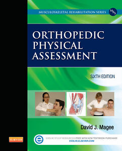 5th or 6th edition of Orthopedic assessments by Magee