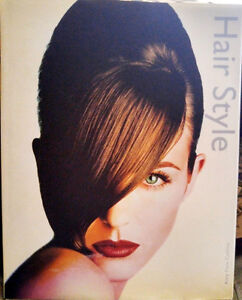 Hair Style by Amy Fine Collins 1st Edition Illustrated Book 1995