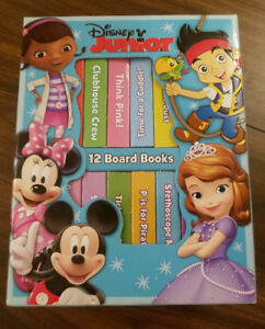 Disney Junior Board Books