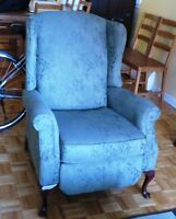 FAUTEUIL INCLINABLE (STYLE LAZY-BOY)